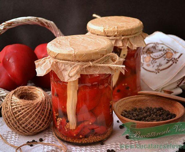 Gogosari in suc propriu (conservati la rece)