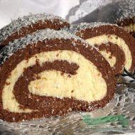Melcisori cu nuca de cocos-Kokuszcsiga