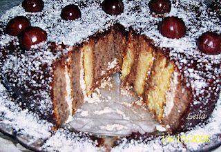 Tort 2 in 1- Csikos Torta