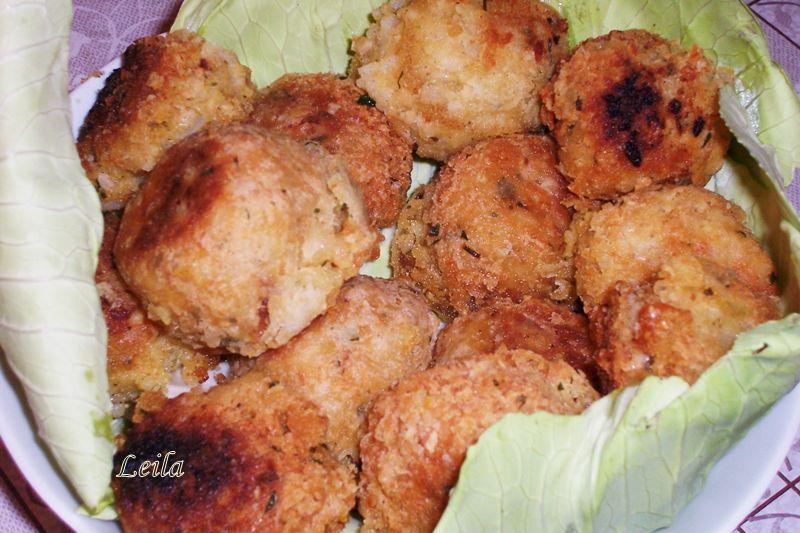 Chiftele de Fasole-Paszuly Fasirt