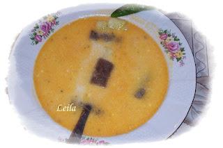 Supa Cosasului- Kaszasleves
