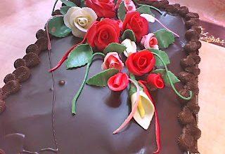 Tort Rose