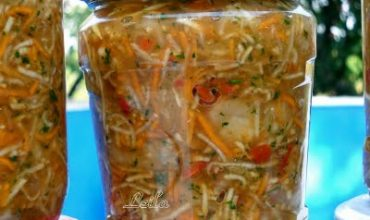 Zarzavaturi la borcan pentru supe sau ciorbe
