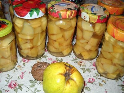 Compot de gutui-Birsalma Befott