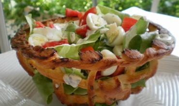 Salata in cosulet