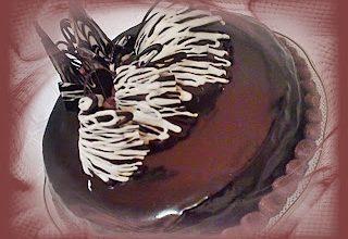 Tort cu crema de cacao