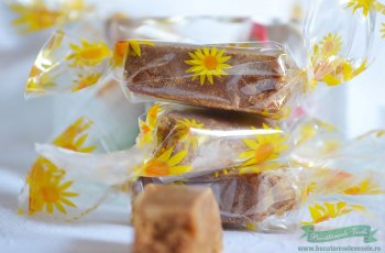 Bomboane caramel