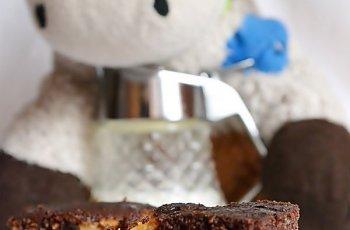 Prajitura cu branza marmorata - Boci Szelet