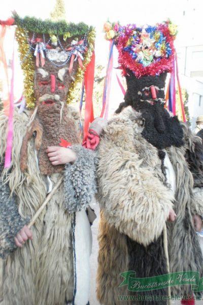 Datini si obiceiuri de iarna din Moldova