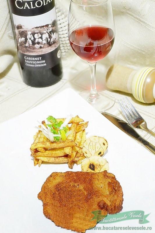 cotlet-aromat-pane-caloian-cabernet-sauvignon