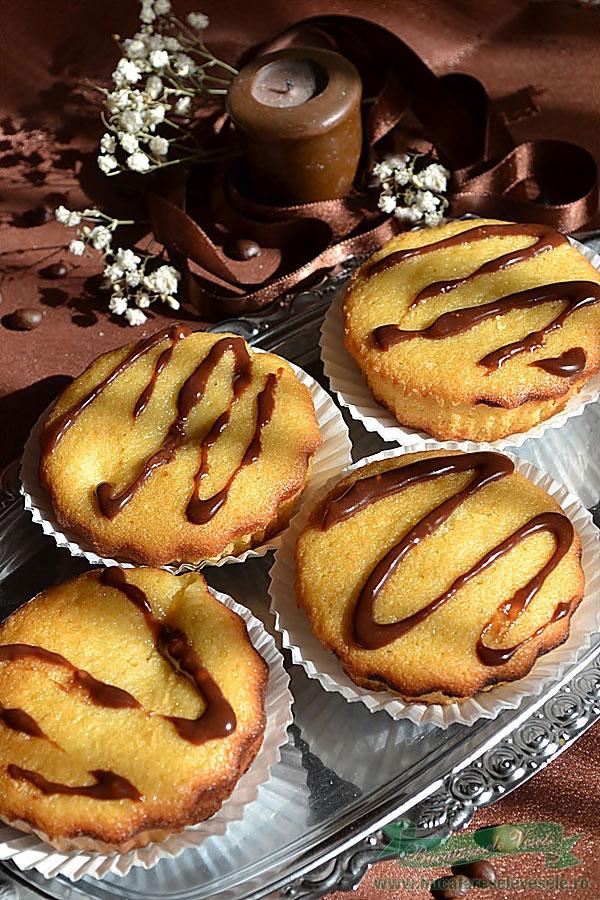 Muffins umplut