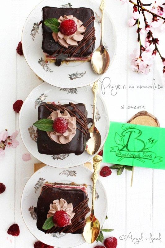 Prajituri-cu-ciocolata-si-zmeura-1