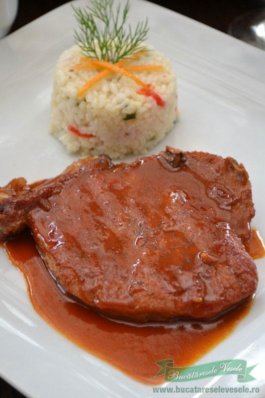 cotlete-de-porc-in-sos-barbecue-1