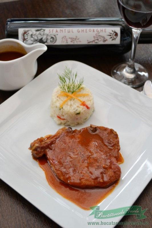 cotlete-de-porc-in-sos-barbecue-2
