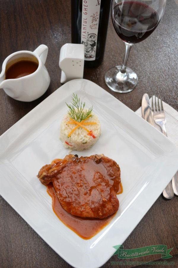 cotlete-de-porc-in-sos-barbecue
