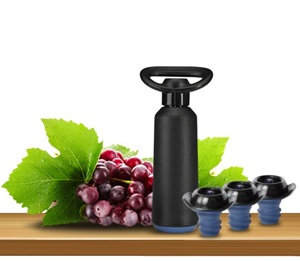 Vacuum wine saver - premiul 3
