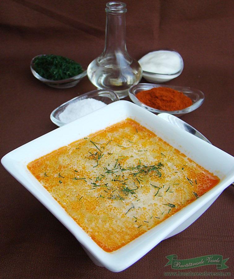 Supa de Dovleac