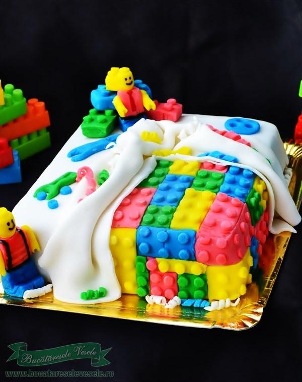 Tort Lego