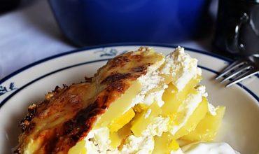 Cartofi Frantuzesti-Rakott Krumpli