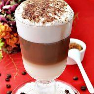 Cafea Latte Macchiato