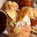 Muffins cu cascaval