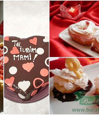 Retete pentru Valentine's Day si Dragobete