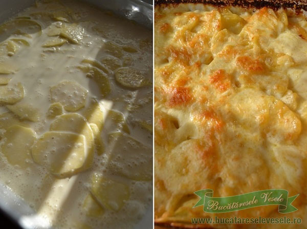 cartofi-dauphinoise-ingrediente