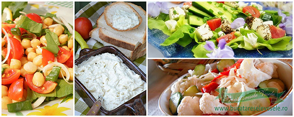Retete de Salate si Sosuri