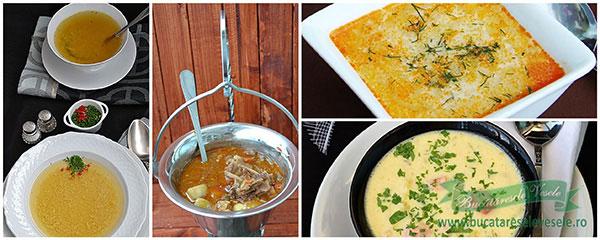 Retete de Supe si Ciorbe
