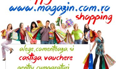 Concurs- Happy Shopping pe Magazin.com.ro