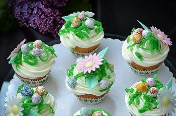 cupcakes cu crema de mascarpone