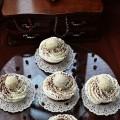 cupcakes umplut cu Raffaello