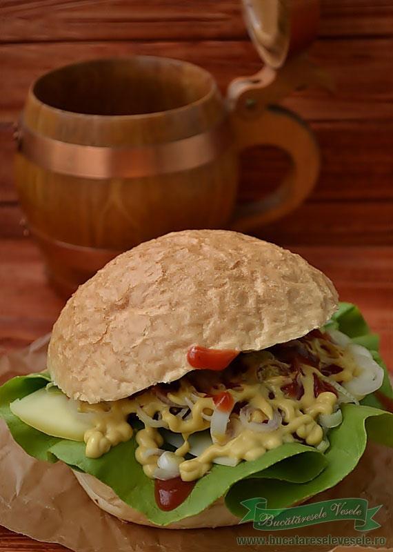 Reteta Pastile Hamburger