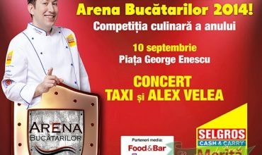 Arena Bloggerilor la final !!