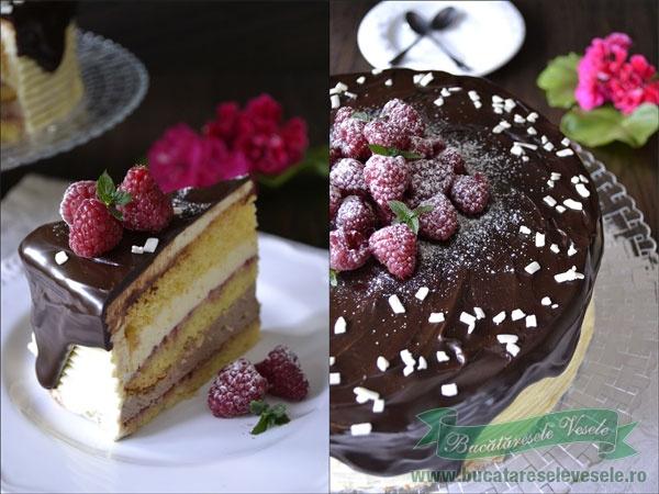 tort-fara-gluten-cu-vanilie-ciocolata-si-zmeura