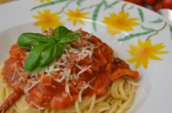 Spaghetti Milaneze