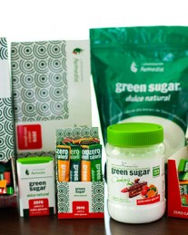 Concurs- Castiga produse Green Sugar