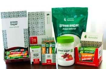 Concurs Green Sugar