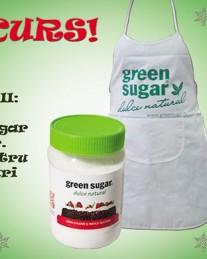 Concurs- Sarbatori dulci cu Green Sugar