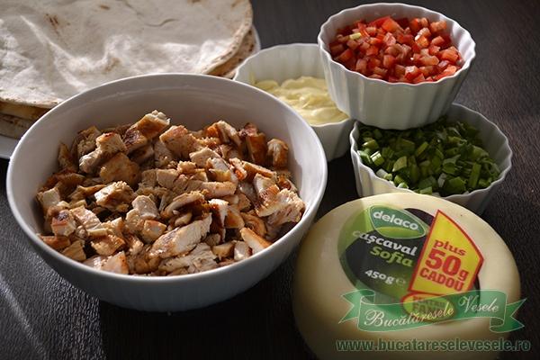 Quesadilla-cu-pui-ingrediente