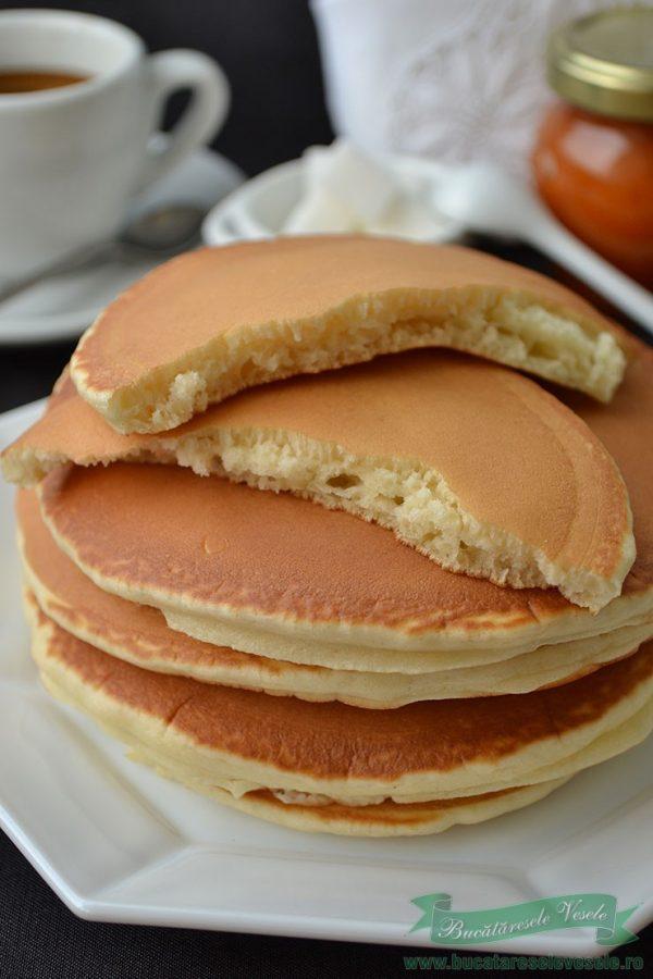 Reteta Pancakes