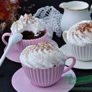 Muffins cu Cacao si Nuci Caju- Mood Food, inspiratie in bucatarie !