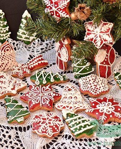 Ornamente din Turta Dulce