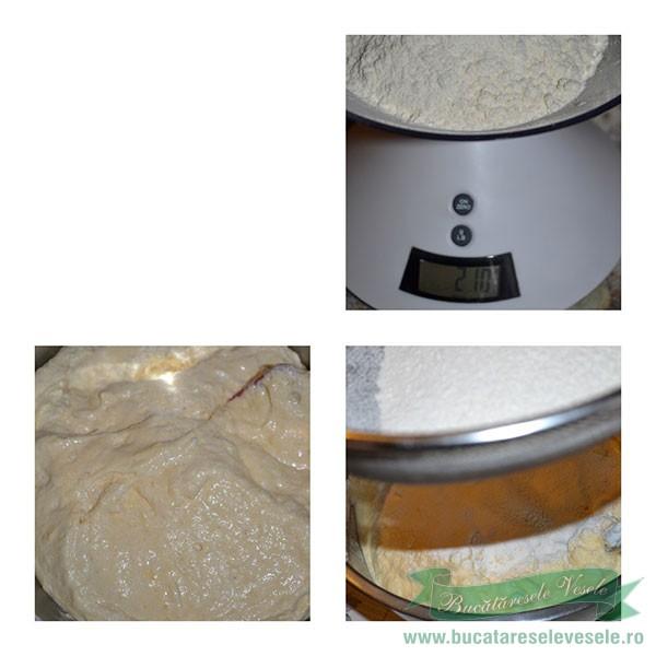 preparare Reteta Blat de Tort Simplu