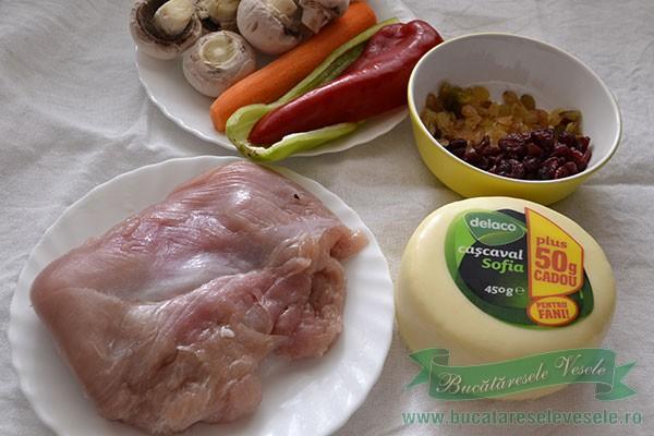 rulada-curcan-ingrediente