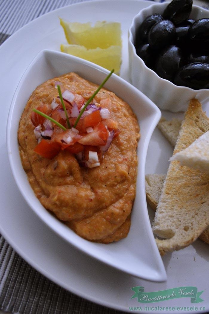 salata-de-vinete-grecesti-cu-ardei