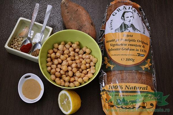 painea-graham-ingrediente-humus
