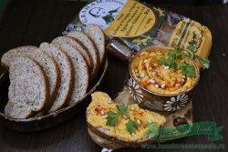 humus cu cartof dulce