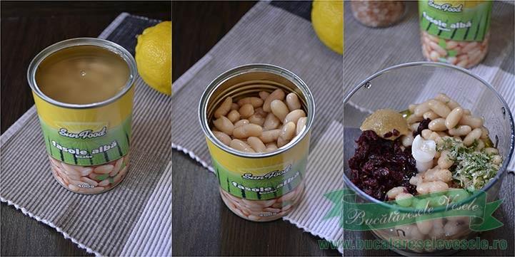 humus-fasole-alba-merisoare-preparare