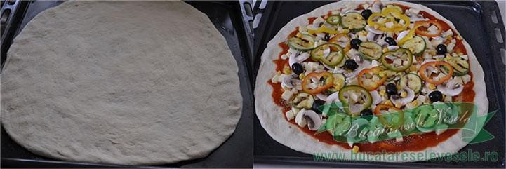 pizza-culegume-si-mozzarella-preparare